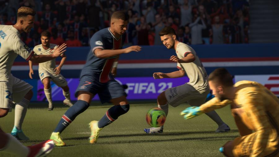 FIFA 21 [EN/PL] - PC Screenshot 7