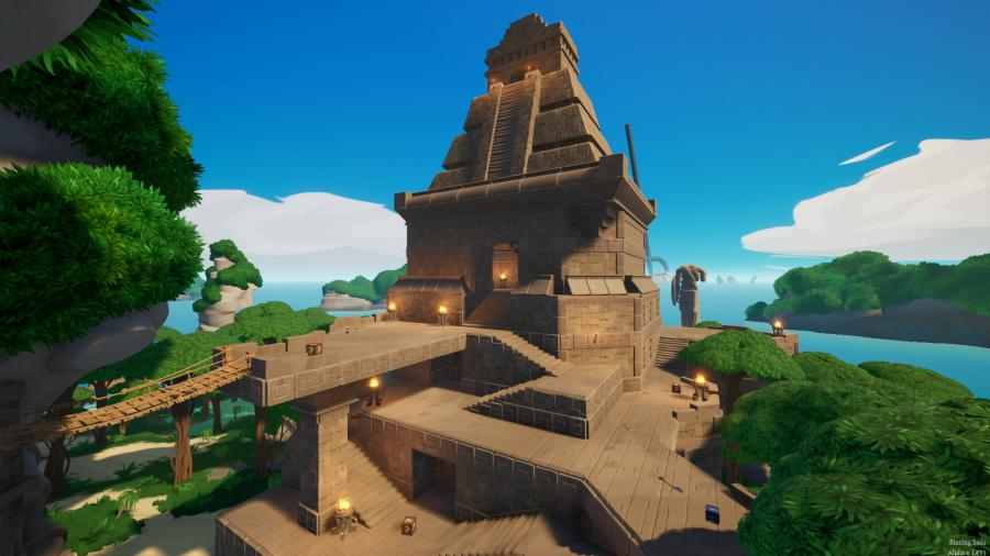 Blazing Sails - Pirate Battle Royale Screenshot 7