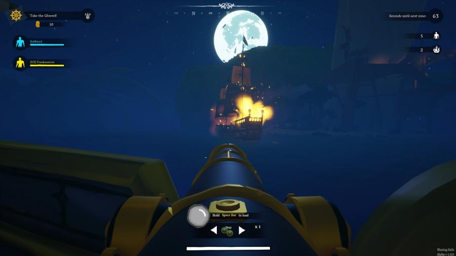 Blazing Sails - Pirate Battle Royale Screenshot 4