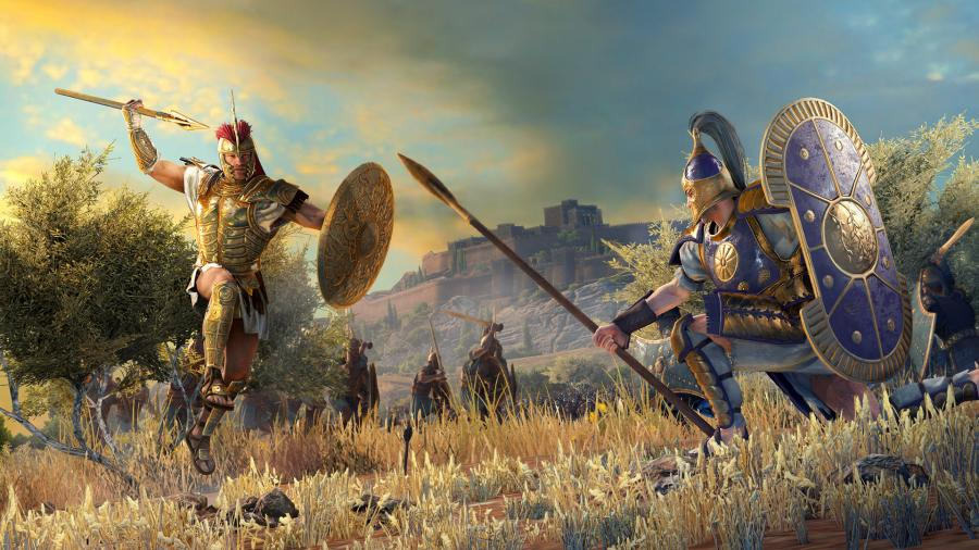 Total War Saga - Troy (Epic Games Store Key) Screenshot 2