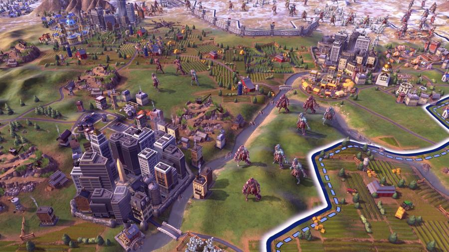 Civilization VI - Portugal Pack (DLC) Screenshot 4