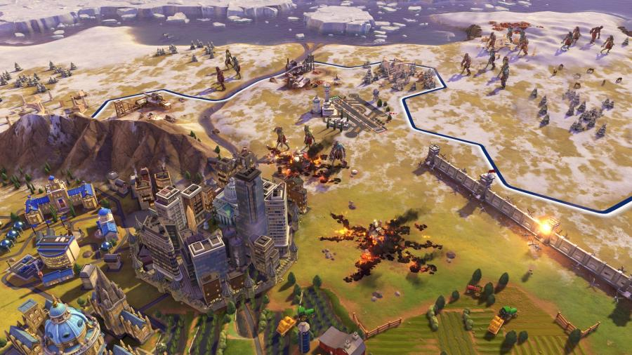 Civilization VI - Portugal Pack (DLC) Screenshot 5