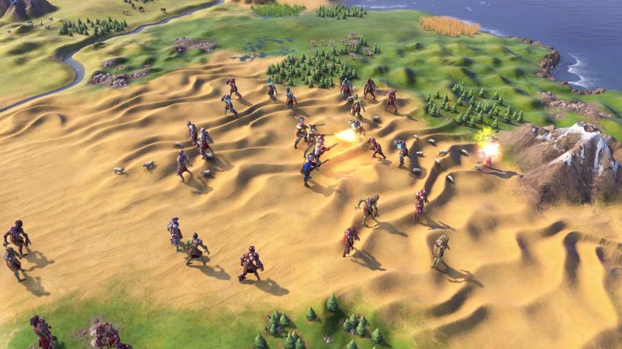 Civilization VI - Portugal Pack (DLC) Screenshot 8