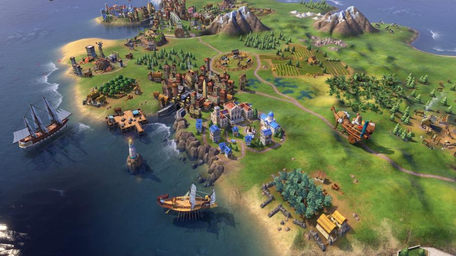 Civilization VI - Portugal Pack (DLC) Screenshot 2