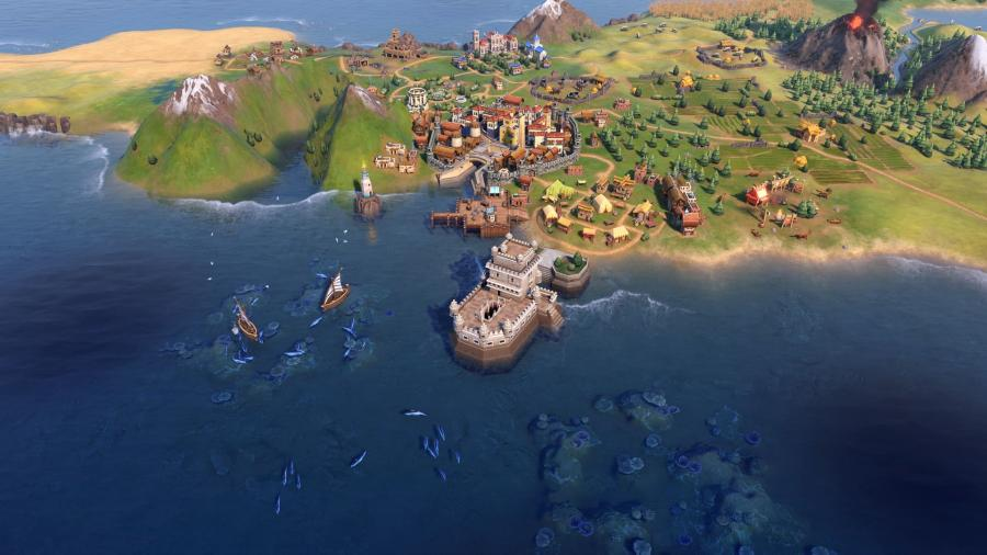Civilization VI - Portugal Pack (DLC) Screenshot 7